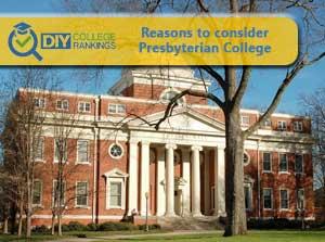 Presbyterian College campus