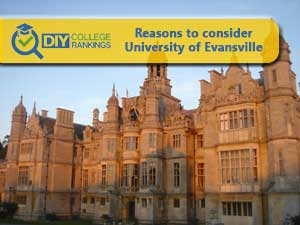 University of Evansville England campus
