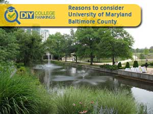 University of Maryland-Baltimore County campus