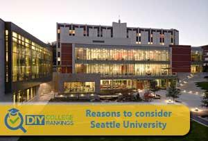 Seattle University campus