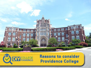 Providence College campus