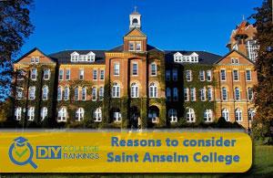 Saint Anselm College campus