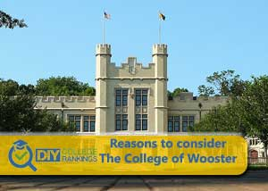 The College of Wooster Campus