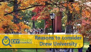Drew University campus