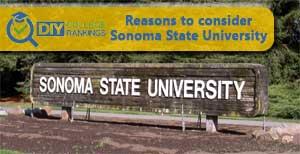 Sonoma University campus