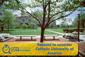 Catholic University of Ameirca campus