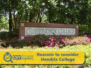 Hendrix College campus