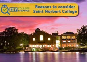 Saint Norbert College campus