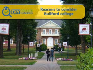 Guilford College campus