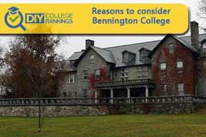 Bennington College campus
