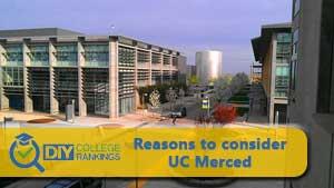 University of California-Merced campus