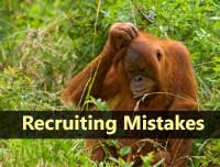 College Recruiting Mistakes
