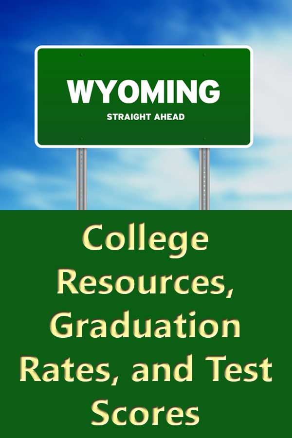 Wyoming has only one four-year (public and not-for-profit) institution with 500 or more full-time undergraduates according to the Integrated Post-secondary Data System, The University of Wyoming. It had an average five-year graduation rate of 45% and did not meet the DIY College Rankings 50-50 profile requirements.