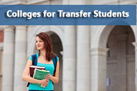 Picture of college for transfer students