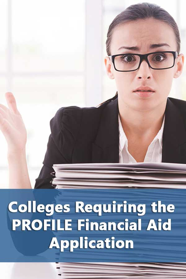 Listing of colleges that require the profile and have at least a 50% graduation rate and 50% acceptance rate.