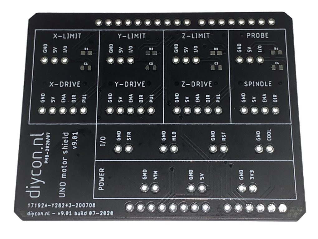 PCB901 front