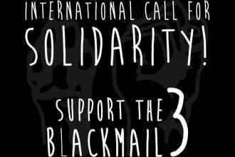 Solidarity! Blackmail 3
