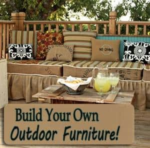 Build Your Own Outdoor Bar