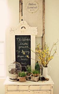 Country Style Shabby Chic Decor Tips and Tricks   DIY Cozy ...