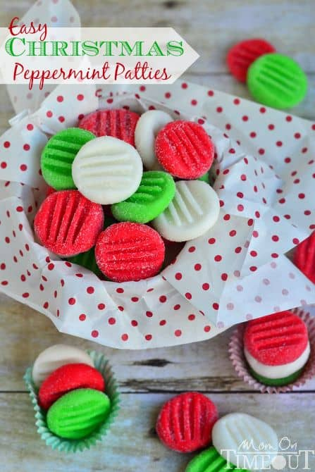 Yummy Peppermint Christmas Cookies DIY Cozy Home