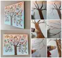 Do It Yourself Canvas Wall Art | newhairstylesformen2014.com