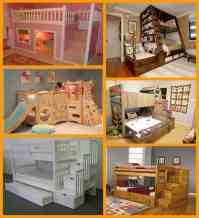 Fun and Whimsical Bunk Bed Ideas (Photo Gallery)