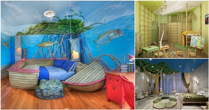 Bedroom Themes Your Kids Will Rave Over