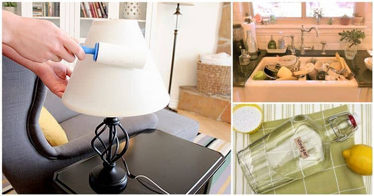 Fantastic Speed Cleaning Tips To Whip Your Home Into Tip Top Shape