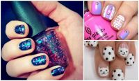 24 Impressive Nail Designs For Short Beautiful Nails