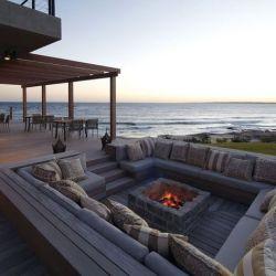 Amazing 50+ DIY pergola and fire pit ideas