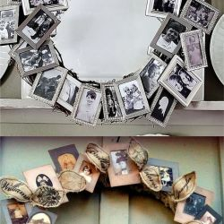 50 Creative Handmade Photo Crafts Ideas