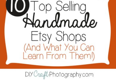 Top Selling Etsy Shops