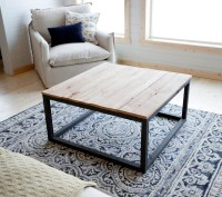 DIY Coffee Table Ideas in a Creative Way