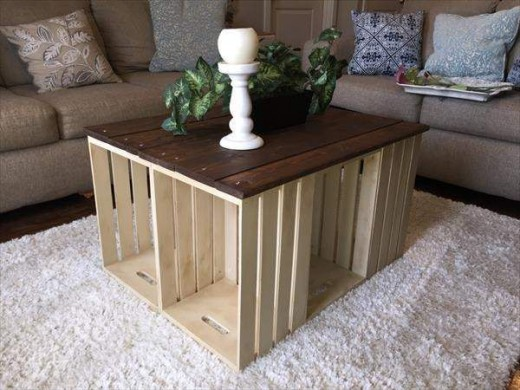 diy coffee table ideas in a creative way - diy craft ideas & gardening