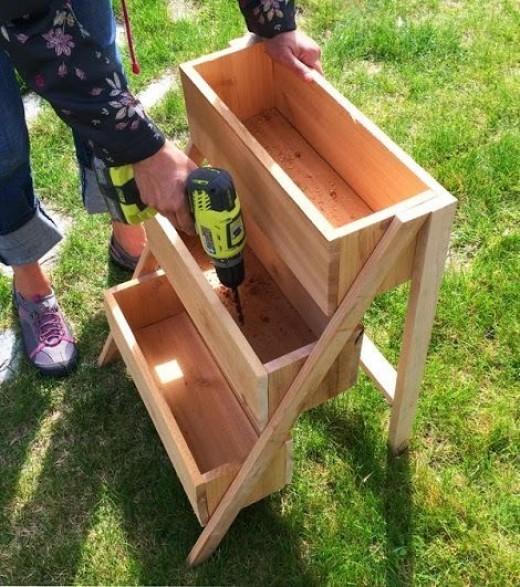14 DIY Herb Garden Ideas For Vertical Indoor Gardening Diy Craft