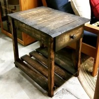 Some Useful Ideas on Making Reclaimed DIY Pallet End ...
