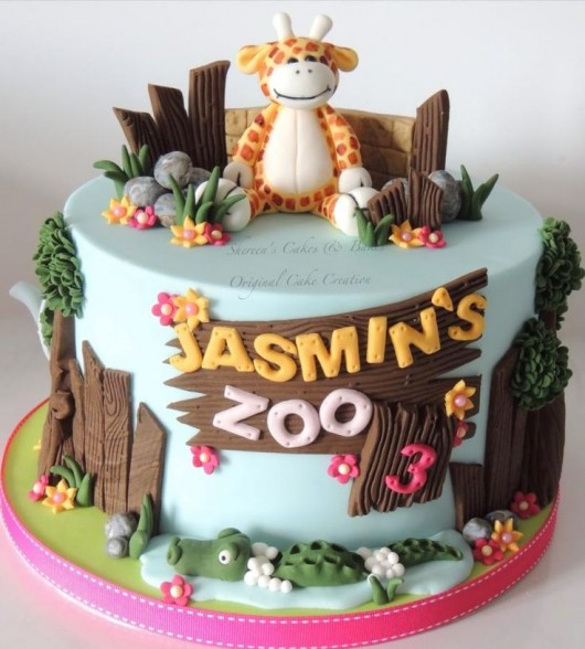 Some Astonishing Diy Birthday Party Ideas For Zoo Amp Jungle