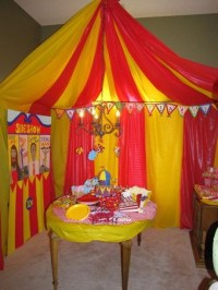28 Circus Carnival Themed Birthday Party Ideas for Kids ...