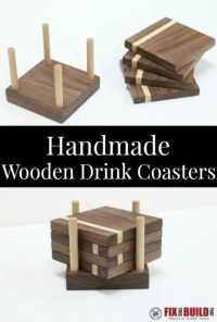 18 DIY Coaster Ideas With Recycled and Reclaimed Items ...