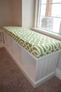 DIY Storage Ottoman Ideas from Recycle Crates and Pallets ...