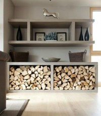 #49 DIY Firewood Storage ideas: Seasoning Outdoor Sheds ...