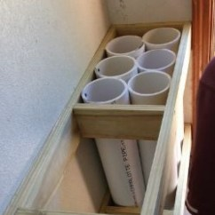 Diy Pvc Pipe Sofa 3 Seat Dimensions 19 Outdoor Bench And Storage Organization Ideas