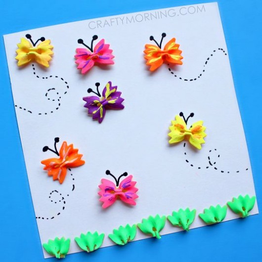 15 Simple Butterfly Crafts Cake Ideas For Kids