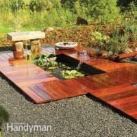 #60 DIY Water Garden Ideas: Container and Pond Water Garden