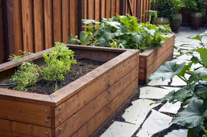 Large Raised Planter