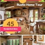 45 Diy Rustic Home Decor Ideas Warm And Inviting Decor Ideas