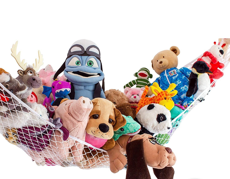 50 Diy Stuffed Animal Toy Storage Ideas Kids Love To