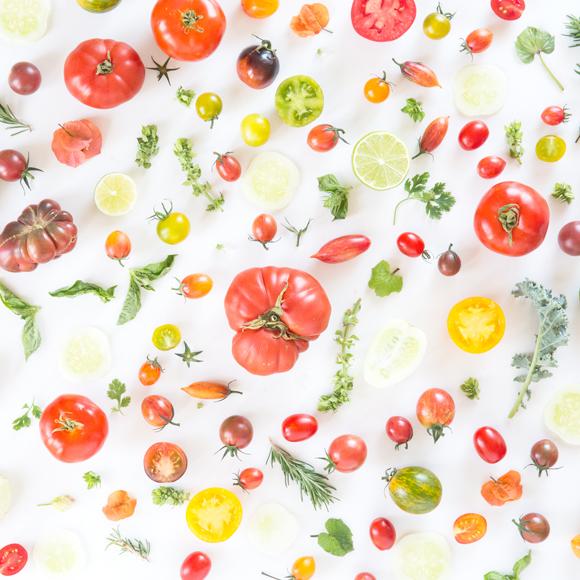 July Seasonal Produce