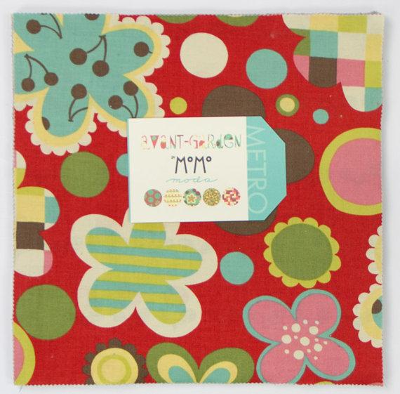 Avant Garden (16120LC) by Momo – Layer Cake by stitchesngiggles4U