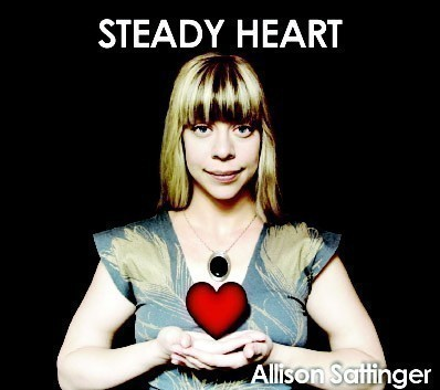 STEADY HEART CD by sunnyrising